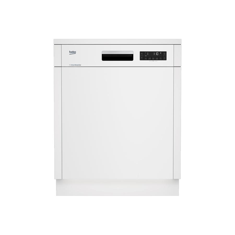 Beko polu-ugr. mašina za suđe DSN 26420 W